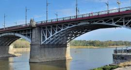 Szykuje się remont mostu Poniatowskiego.