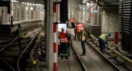 II linia metra: pod ziemią intensywne prace