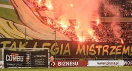 Legia przegrywa z Piastem Gliwice. Walka o mistrzostwo cały czas otwarta [ZDJĘCIA]