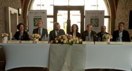 Konferencja poprzedziła otwarcie Ogrodu Dolnego