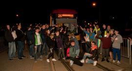 Warszawiacy pożegnali jedną z pętli tramwajowych