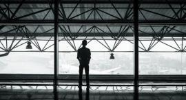 Lotnisko Babice: awaryjne lądowanie