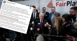 Robert Gwiazdowski wycofuje się z polityki. Polska Fair Play przestaje istnieć