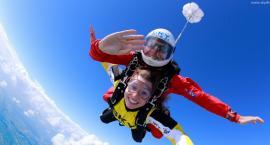 Podaruj skok spadochronowy jako prezent urodzinowy!