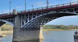 Most Poniatowskiego: poranna awaria