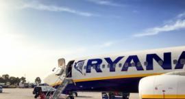 Część lotów Ryanaira zawieszona