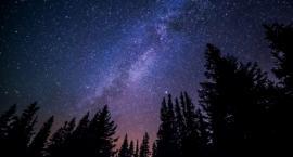 Spadające gwiazdy z CNK