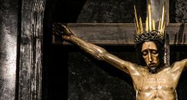 Odnowią krucyfiks z kaplicy Baryczków