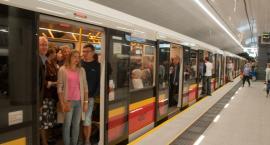 Otwarcie metra na Targówku [ZDJĘCIA]