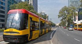 Ruch w Al. Jerozolimskich wstrzymany - zmarł pasażer tramwaju