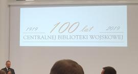 100-lecie Centralnej Biblioteki Wojskowej im. Marszałka Józefa Piłsudskiego