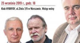 Spotkanie z Piotrem Naimskim i Adamem Borowskim