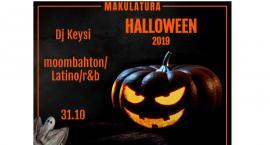 Impreza Halloween w Klubie Makulatura!