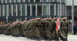 Uroczysta odprawa wart przy Grobie Nieznanego Żołnierza