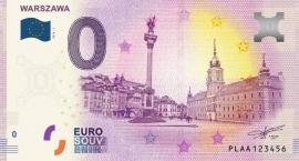 Polska emituje banknot 0 euro