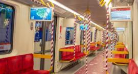 Jazda ze Świętami - świąteczne metro w stolicy