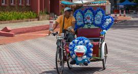 Riksze – modny środek transportu?