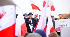Ulicami Warszawy przeszedł Marsz Wolności i Suwerenności