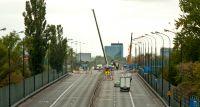 Czy na wybory otworzą Most Łazienkowski?