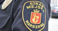 Strażnicy miejscy ujęli złodzieja, który kradł elementy rusztowania Mostu Łazienkowskiego