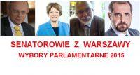Poznaliśmy Senatorów z Warszawy