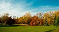 Piękna jesień na Polu Mokotowskim [FOTO]