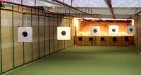 Samobójstwo podczas treningu na strzelnicy