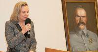 Anna Maria Anders wręczyła nagrody Laureatom Konkursu Piosenki i Recytacji Legionowej.