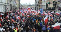 V Marsz Wolności i Solidarności w Warszawie