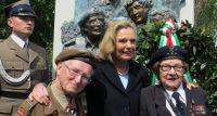 Anna Maria Anders przewodniczącą Rady Ochrony Pamięci Walk i Męczeństwa