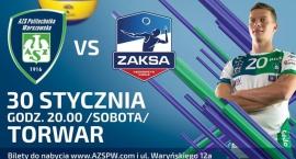 Wygraj bilety na mecz AZS Politechnika Warszawska - ZAKSA Kędzierzyn-Koźle!