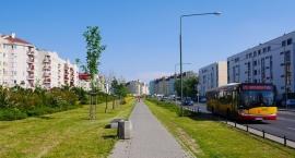 Projekt pasa dla rowerzystów na ul. Stryjeńskich nie do końca przemyślany