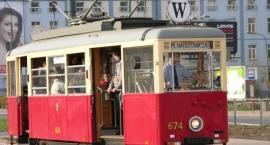 Zakochani pojadą w niedzielę specjalnymi tramwajami