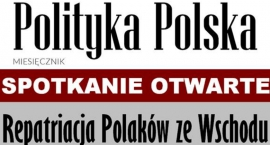 Repatriacja Polaków ze wschodu - debata