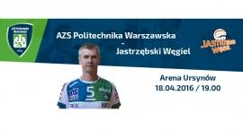 Wygraj bilety na mecz AZS Politechnika Warszawska - Jastrzębski Węgiel!