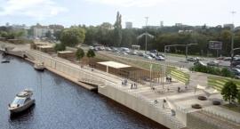 Władze miasta podpisały umowę na budowę bulwarów [wizualizacje]