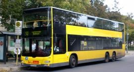 Warszawiaków wozić będzie piętrowy autobus