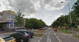 Kierowca citroena potrącił 9-letnią dziewczynkę przy szkole na Szaserów