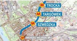 Rozpoczyna się budowa nowych stacji metra - spotkania informacyjne