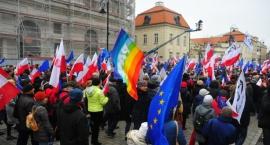 Marsz KOD i opozycji przejdzie ulicami Warszawy 7 maja