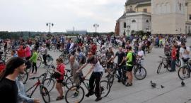 Masa Krytyczna przejedzie ulicami Warszawy tuż przed majówką