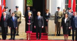 Wystąpienie Prezydenta w Dniu Flagi RP i Dniu Polonii i Polaków za Granicą