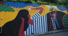 Mural COSTA COFFEE