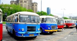 XI Międzynarodowy Zlot Zabytkowych Autobusów [ZDJĘCIA]