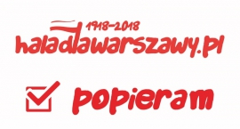 Jutro rusza zbiórka podpisów pod petycją w sprawie budowy hali w Warszawie