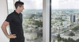 Robert Lewandowski kupił apartament w wieżowcu Złota 44