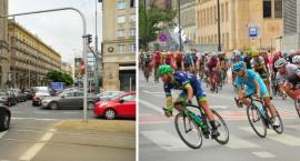Paraliż Warszawy podczas Tour de Pologne