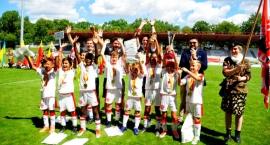Puchar Pamięci Małego Powstańca trafił w ręce drużyny z Niemiec