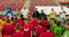 Młodzi sportowcy spotkali sie z medalistami z Rio