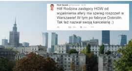 Piotr Guział: Witold Pahl będzie sędzią we własnej sprawie. Jego rodzina ma roszczenia w stolicy